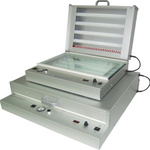 UV-AZ5239, Double Sided 520 x 390mm UV Exposure Unit With 12 x 20 W Tubes, 625 x 605 x 140mm