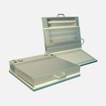 UV-AX3623, Single Sided 360 x 230mm UV Exposure Unit With 6 x 18 W Tubes, 480 x 425 x 110mm