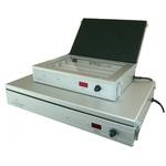 UV-AS2436, Single Sided 240 x 365mm UV Exposure Unit With 4 x 15 W Tubes, 473 x 310 x 93mm