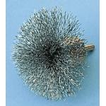 Tivoly Steel Circular Abrasive Brush, 50mm Diameter