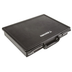 Anti-Static Polypropylene ESD Box, 338 x 260 x 57mm