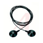 Standard ESD Grounding Cord 10mm, 3m Straight