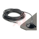 Low Profile ESD Grounding Cord 10mm, 4.6m Straight