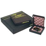 Anti-Static, Conductive, Dissipative Fibreboard, Foam ESD Box, 318 x 267 x 64mm
