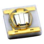 C3535U-UNL1-A1G11H-410 TSLC, UV LED, 420nm 560mW 125 °, 2-Pin Surface Mount package