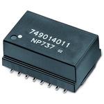 Surface Mount Lan Ethernet Transformer, 24.55 x 18.25mm, 0 → +70 °C