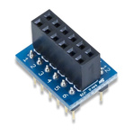 Development Kit Pmod Adapter for use with Wire Free Breadboard Connection