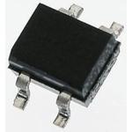 Diodes Inc DF1501S-T, Bridge Rectifier, 1.5A 100V, 4-Pin DF-S