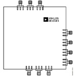 Analog Devices ADL5391-EVALZ, Analogue Multiplier Evaluation Board for ADL5391