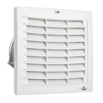STEGO Filter Fan176 x 176mm Face Dimensions, 147m³/h, DC Operation, 48 V dc, IP54