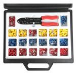 RS PRO 500 Piece Insulated Terminal Crimp terminal Kit