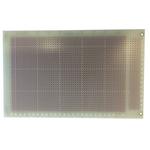 10-2449, Single-Sided Stripboard Epoxy Glass 160 x 100 x 1.6mm DIN 41612 FR4
