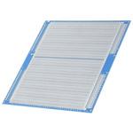 10-2858, Double-Sided Stripboard Epoxy Glass 220 x 233.4 x 1.6mm DIN 41612 FR4