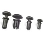 700972400, 6.5mm High Nylon Snap Rivet Support
