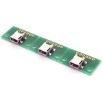 Surface Mount (SMT) Board MSOP Glass Composite Double-Sided 26 x 16 x 1.6mm CEM3