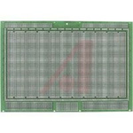 Plugbord; FR4 Epoxy Glass (MIL - P13949 type Gf); 9.19 in. H x 6.30 in. W; FR4