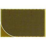 RE200-LF, Single Sided Matrix Board FR4 with 38 x 61 1mm Holes, 2.54 x 2.54mm Pitch, 160 x 100 x 1.5mm