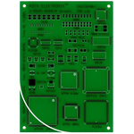 RE712001-LF, Single-Sided SMD Soldering Exercise Board FR4 for 85 Multiple Types Packages 100 x 140 x 1.5mm