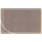 RE437-LF, Double Sided DIN 41612 C SMT Eurocard FR4 With 108 x 69 0.35mm Holes, 1.27 x 1.27mm Pitch, 160 x 100 x 1.5mm