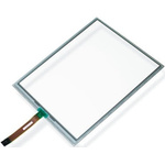 Touch International 48-F-5-121-001 12.1in 5-wire Resistive Touch Screen Sensor, 248 x 186.5mm