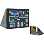 KME 15in LCD Industrial Monitor, SVGA Graphics, VGA I/F Panel Mount