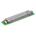 Futaba M12BY02AA Vacuum Fluorescent Display 7 x 5 1 Row x 12 Char. Addressable Serial I/F 4.5 → 5.5 V dc