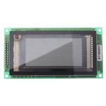 Futaba GP9002A01A Vacuum Fluorescent Display 64 x 128 ASCII 96 Parallel/Serial I/F 4.5 → 5.5 V dc