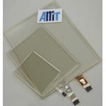 AMT 9501 6.4in 4-wire Resistive Touch Screen Sensor, 133.6 x 101.4mm