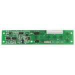 416100520-3, LCD Controller 8 Bit Monochrome Support 12/24 V dc