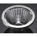 Ledil Mirella LED Reflector, 34 → 46°, For Use With Bridgelux BXRA LS, Citizen CLL010, Citizen CLL020, Cree