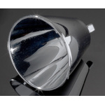 Ledil Regina LED Reflector, 10°, For Use With Cree XP-E, Cree XP-G, Lumileds LUXEON Rebel, Lumileds LUXEON Rebel ES,