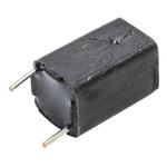 RS PRO Polystyrene Capacitor 100pF 63V dc ±1% Tolerance Through Hole 7.5mm diameter