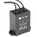 RS PRO RC Capacitor 330nF 33Ω Tolerance ±20% 500V ac 3-ways Chassis Mount DLFP Series