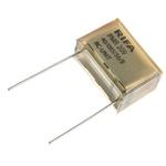 KEMET RC Capacitor 220nF 470Ω Tolerance ±20% 250 V ac, 630 V dc 1-way Through Hole PMR209 Series