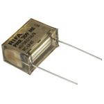 KEMET RC Capacitor 470nF 100Ω Tolerance ±20% 250 V ac, 630 V dc 1-way Through Hole PMR209 Series