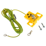 RS PRO ESD Earth Bonding Bracket With Grounding Post x 1