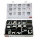 33 piece Ferrite Design Kit Wurth Elektronik Includes Snap Ferrite