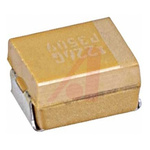 AVX 22μF Niobium Capacitor 6.3V dc ±20% Surface Mount 2.8mm NOJ Series