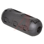 Laird Technologies Ferrite Bead (Snap-On EMI Core, Split EMI Core), 18.75 x 52.91mm (0593), 186Ω impedance at 25 MHz,