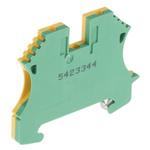 Weidmüller ATEX 2 Way Screw Down WPE 2.5, 60mm Length 30 → 12 AWG