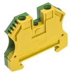 Weidmüller ATEX 2 Way Screw Down WPE 10, 60mm Length 16 → 6 AWG