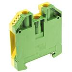 Weidmuller ATEX 2 Way Screw Down WPE 16, 56mm Length 14 → 6 AWG