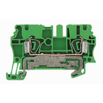Weidmuller 2 Way Clamp ZPE 16, 82.5mm Length 14 → 4 AWG