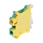 Phoenix Contact ATEX 2 Way Screw Down USLKG 6 N, 42.5mm Length 24 → 8 AWG