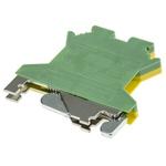 Phoenix Contact ATEX 2 Way Screw Down DIN Rail, 42.5mm Length 24 → 12 AWG