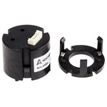 Broadcom Absolute Mechanical Rotary Encoder with a 6 mm Plain Shaft (Not Indexed), Screw Mount