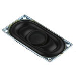 RS PRO 4Ω 2W Miniature Speaker, 40 x 20 x 5.8mm