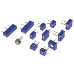 Bourns, H-870, Through Hole 12 Resistor Kit, with 60 pieces, 500 Ω → 100 kΩ