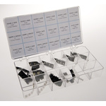 Bourns, H-815, SMT 18 Resistor Kit, with 9 pieces, 10 Ω → 2 MΩ