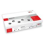 Wurth Elektronik SMD Power Chokes Series WE-LQS Type 5040/6028/6045/8040 Inductor Kit